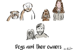 dogs and their owners
