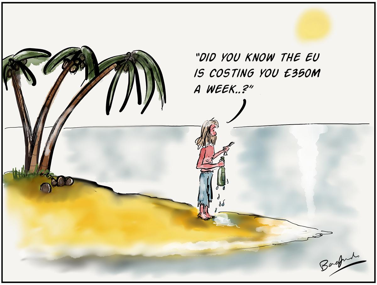 desert island EU