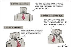 politician robots