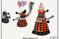 Dalek Nights Out